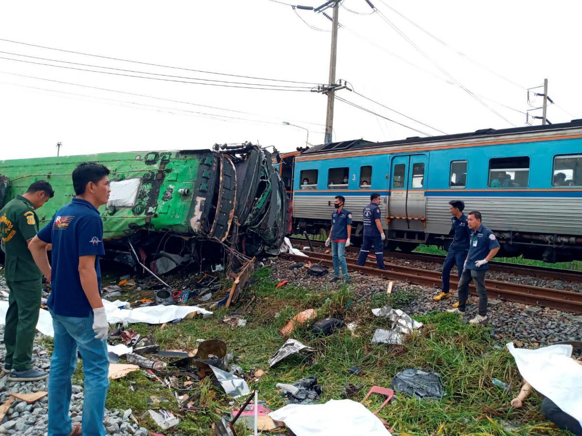 44 человека пострадали в результате аварии/ фото REUTERS