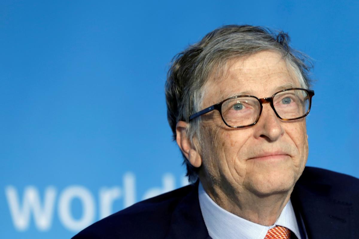 Билл Гейтс сожалеет, что встречался с Джеффри Эпштейном / фото REUTERS