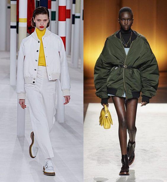 Куртки на осень /фото Vogue
