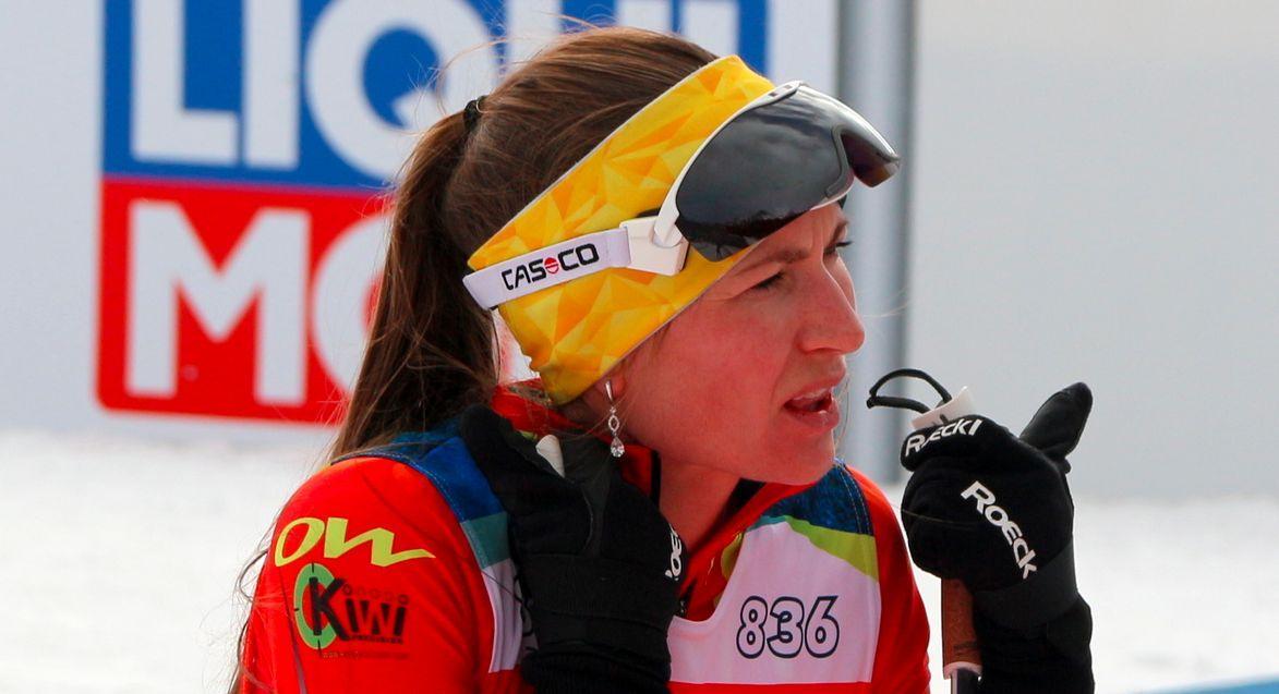 Дар'я Домрачева завершила кар'єру в 2018 році / фото biathlon.com.ua