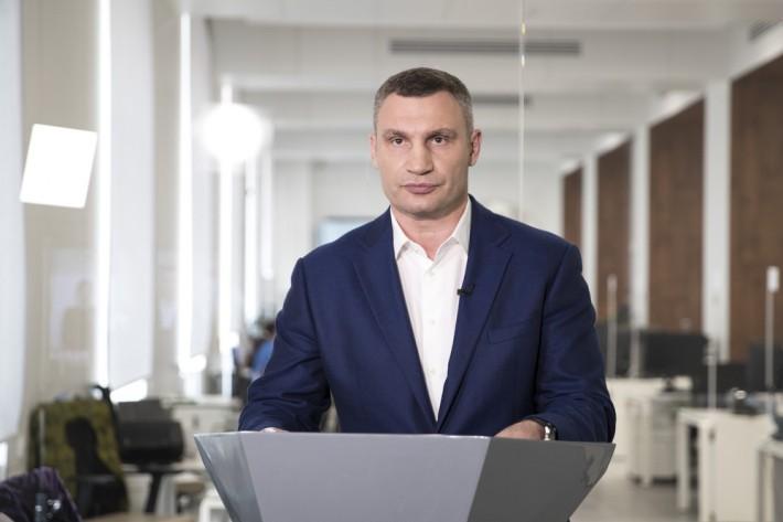 Кличко виправдовується, що вакцини від COVID-19 продають країнам, а не містам / фото kiev.klichko.org