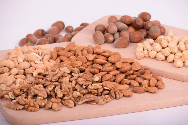 Как сушить грецкие орехи / фото pixabay