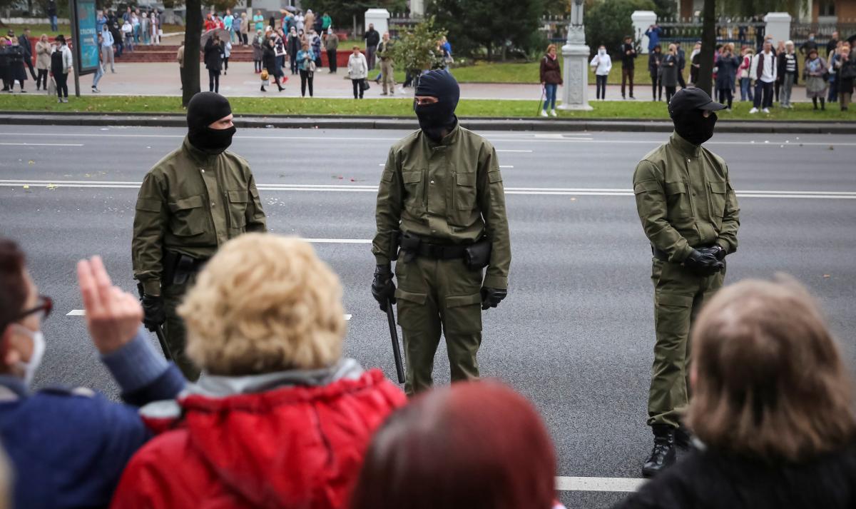 Ряд стран мира не признает за Лукашенко статуса президента фото REUTERS