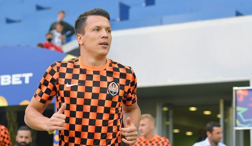 Євген Коноплянка виступає за Шахтар з минулого року / фото ФК Шахтар