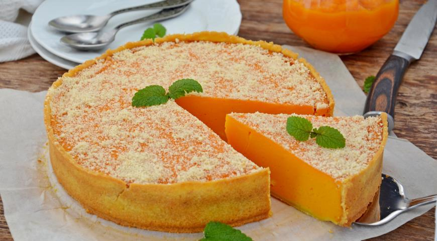 Как приготовить тыквенный пирог / фото gastronom.ru
