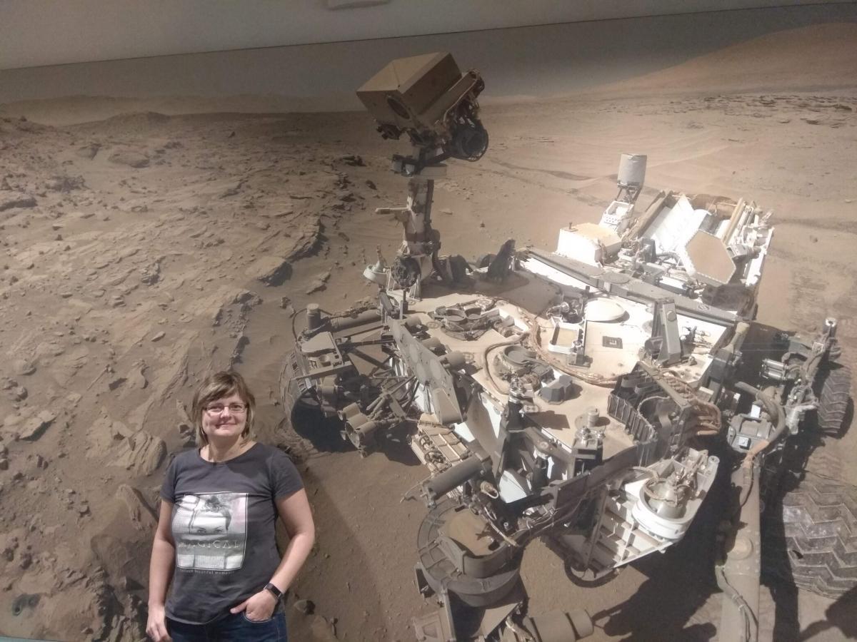 Александра Ивановарассказала о последних открытиях астрофизиков / фото из личного архива Александры Ивановой