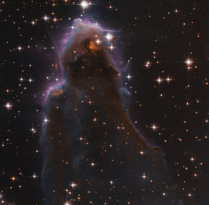 фото ESA/Hubble & NASA, R. Sahai