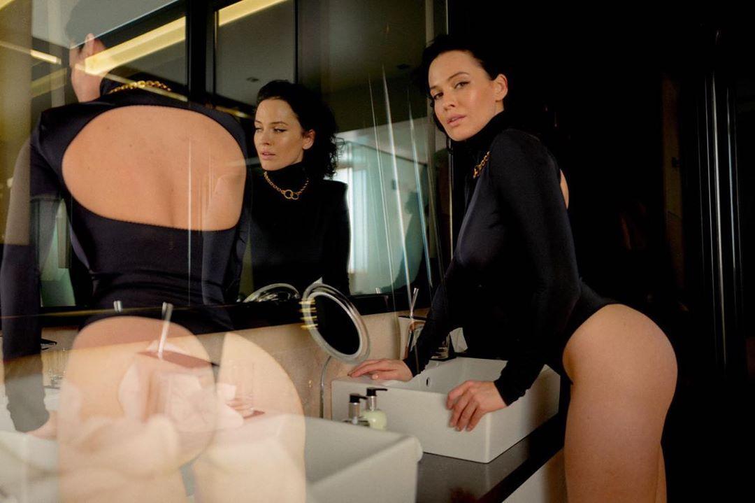 Астаф'єва знялася в еротичній фотосесії / фото instagram.com/da_astafieva