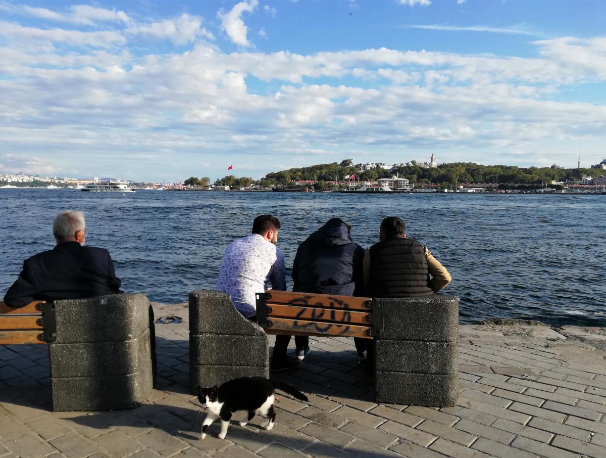 Турция ужесточила ограничения / фото Марина Григоренко