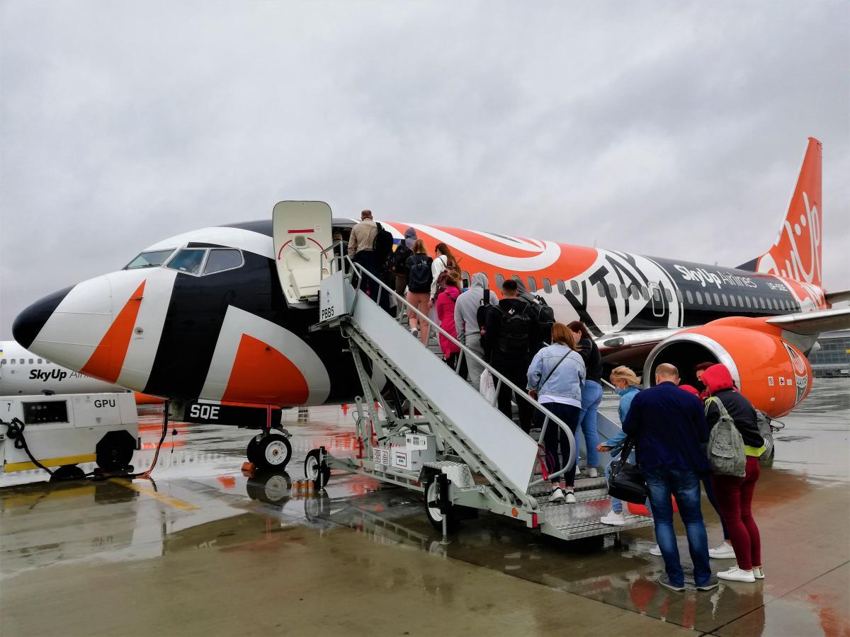 27 травня відкриються рейси до Одеси / фото УНІАН Марина Григоренко