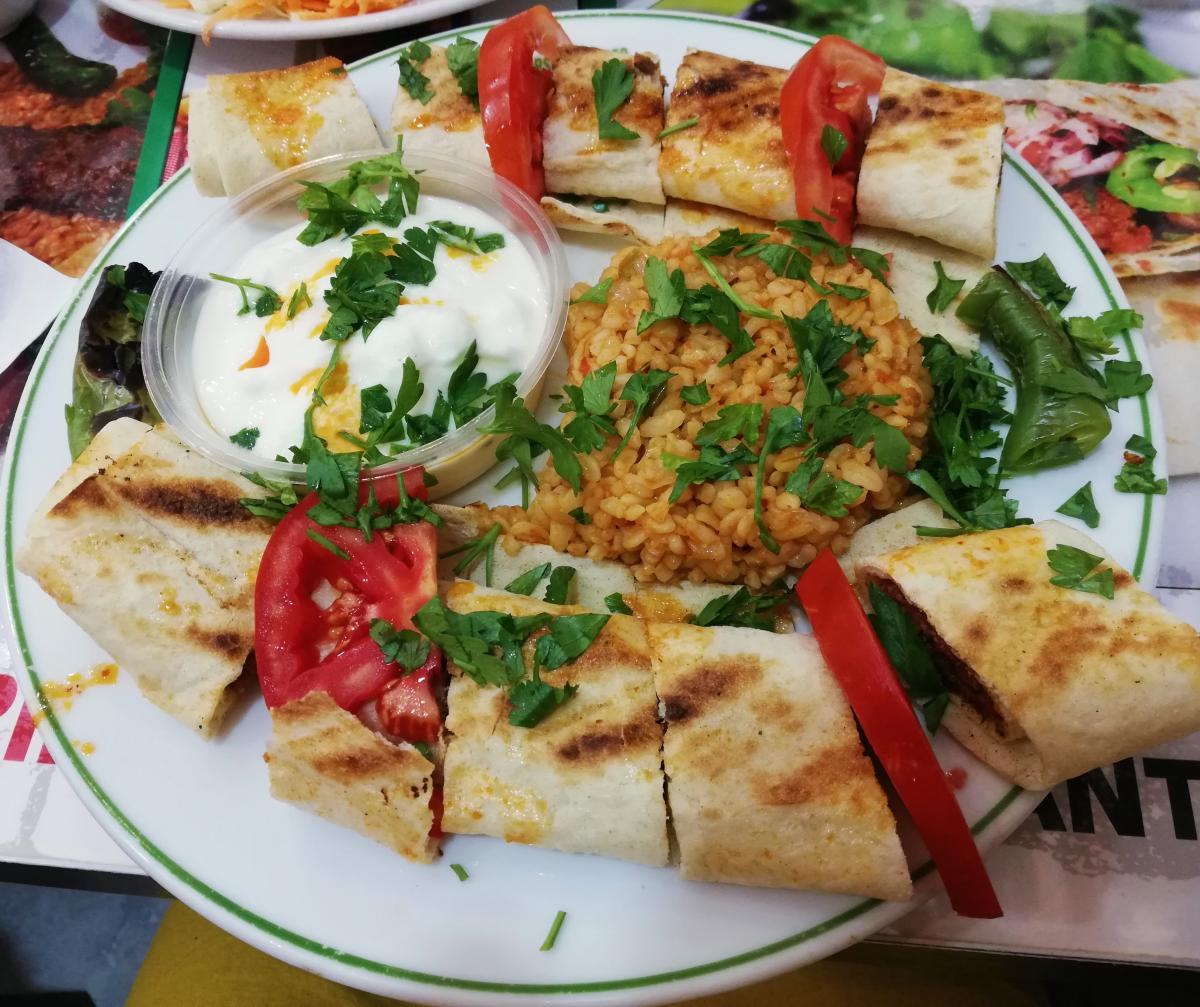 Beyti-Kebab - это классическая османская кухня / фото Марина Григоренко