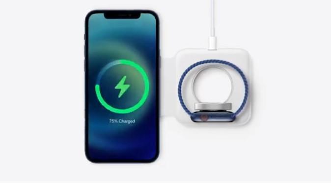 Wireless charger / Screenshot