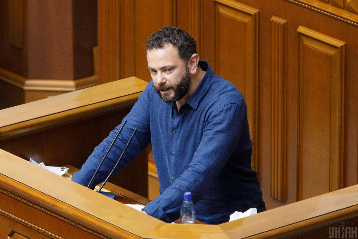 """Дубінський не збирається виходити з фракції """"Слуга народу"""" / фото УНІАН"""