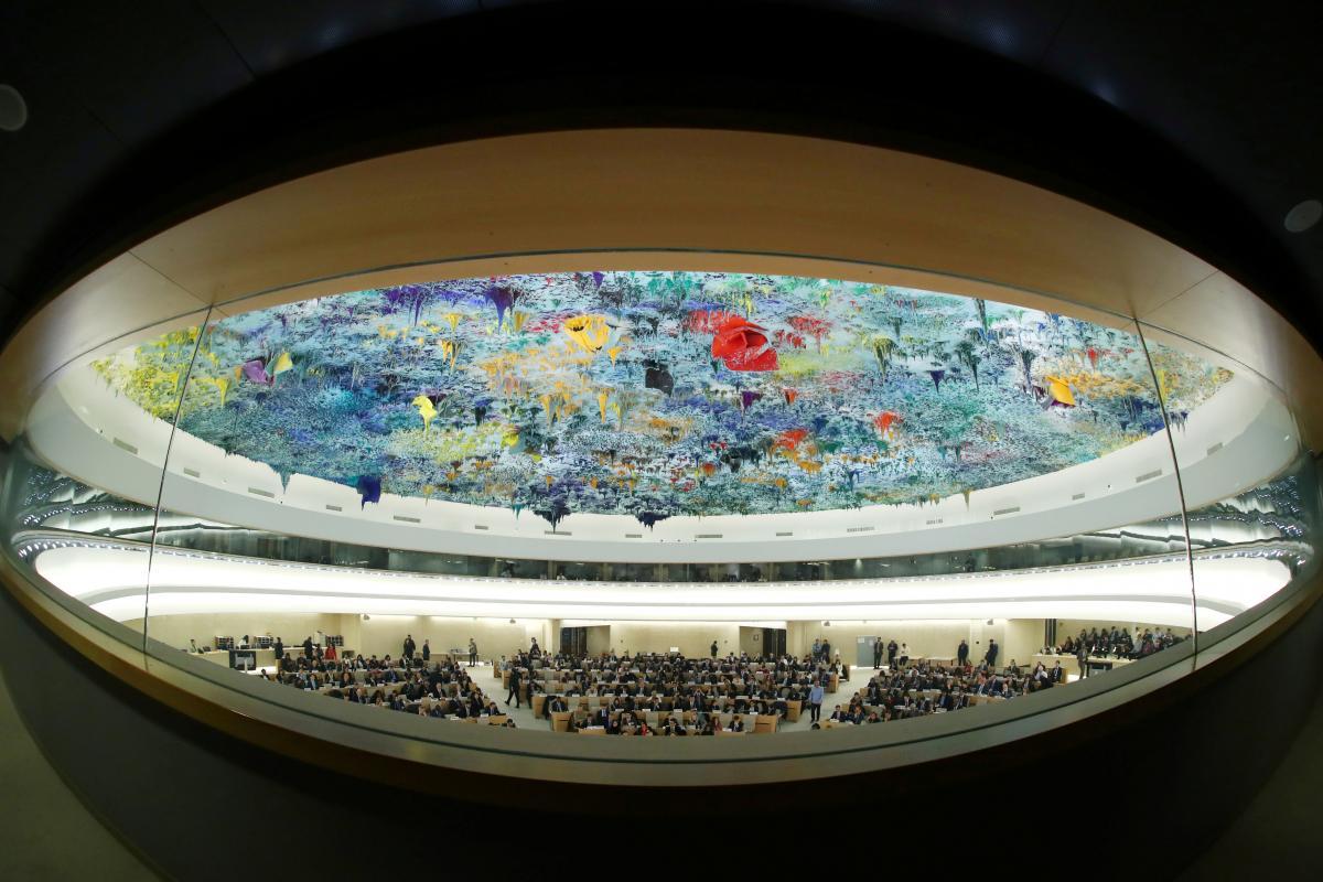 Украину переизбрали в Совет по правам человека ООН / фото REUTERS
