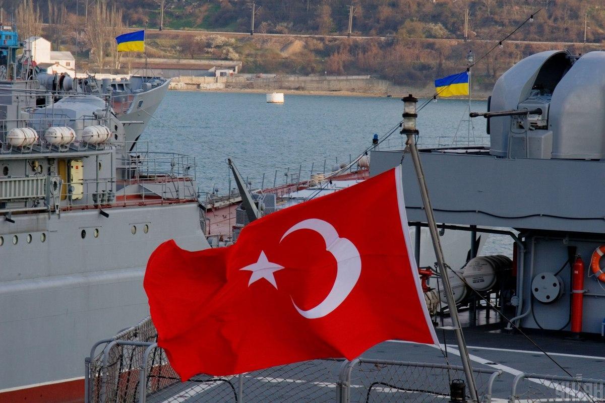 Кабмин одобрил проект рамочного военного соглашения с правительством Турции / фото УНИАН, Алексей Забусик