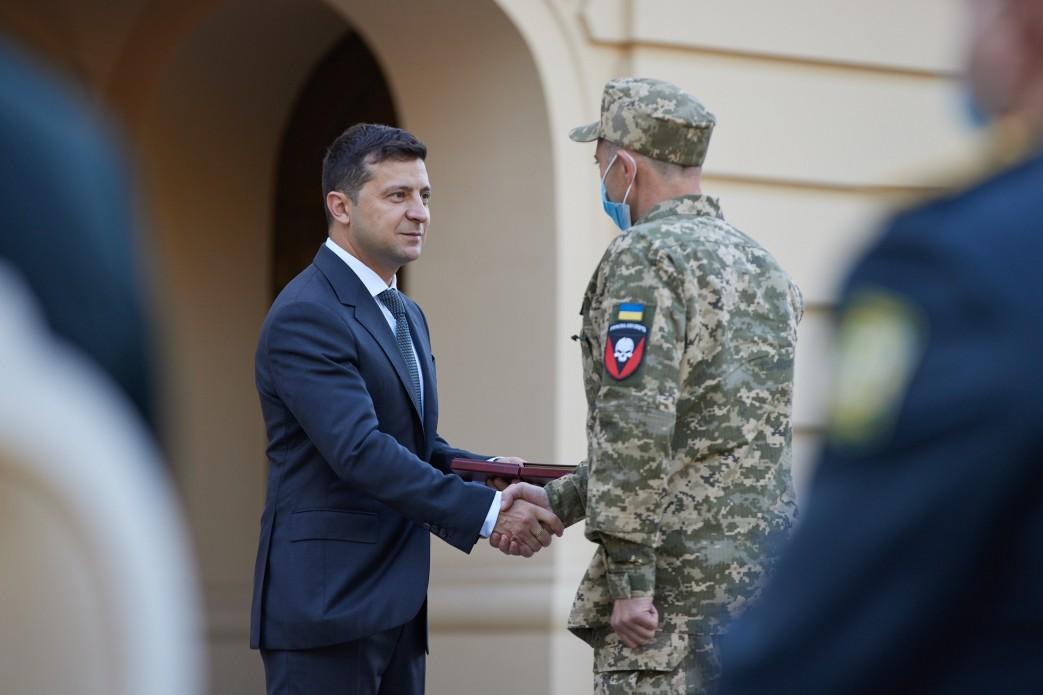 Зеленский назвал задачи украинской власти №1 / фото president.gov.ua