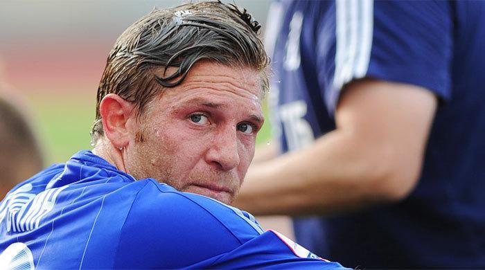 Воронін завершив кар'єру футболіста у 2014-му році / фото fcdynamo.ru
