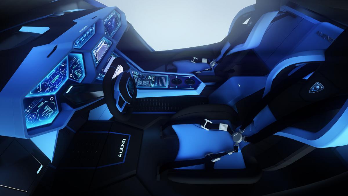 фото alienohypercars.com