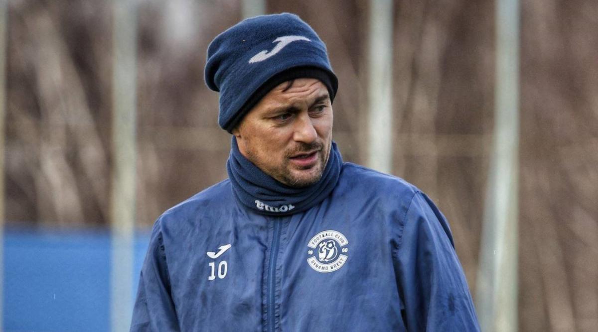 Мілевський покинул український футбол у 2013-му році / фото ФК Динамо-Брест