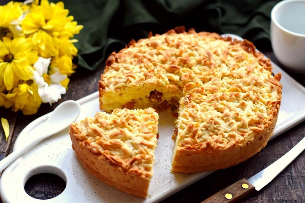 Випічка з сиром - рецепт пирога / фото receptisalatov.com
