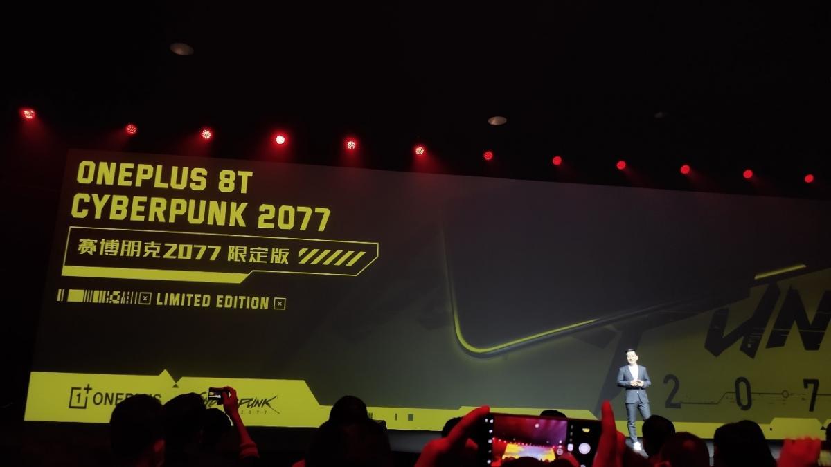 OnePlus выпустит смартфон в стилеCyberpunk 2077 /фото cnbeta.com
