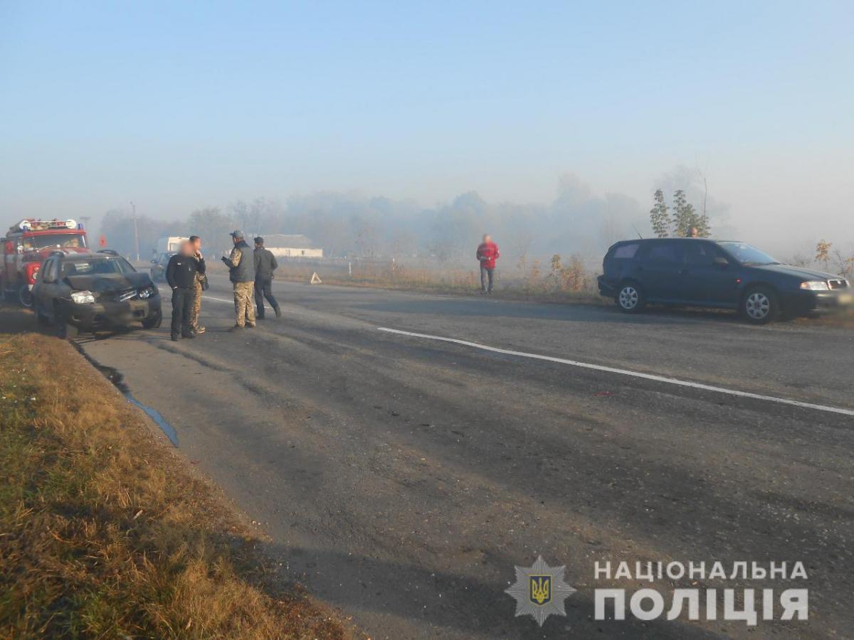 Полностью потушить торфяники можно будет только весной / фото ГУ НП в Сумской области