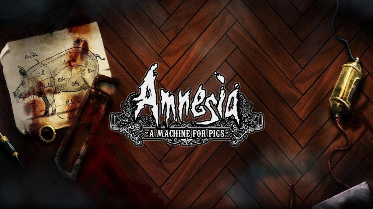 Получить бесплатно Amnesia: A Machine for Pigs можно до 22 октября / скріншот