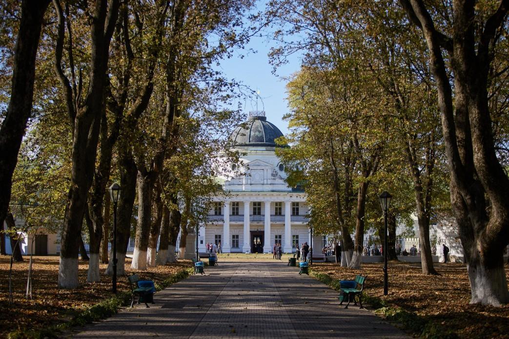 Заповедник включили в программу / фото president.gov.ua