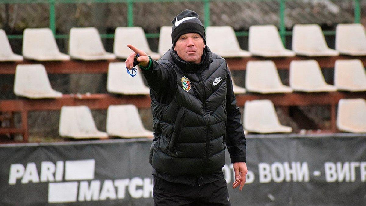 Максимов не готуватиме команду до наступного матчу / фото ФК Ворскла