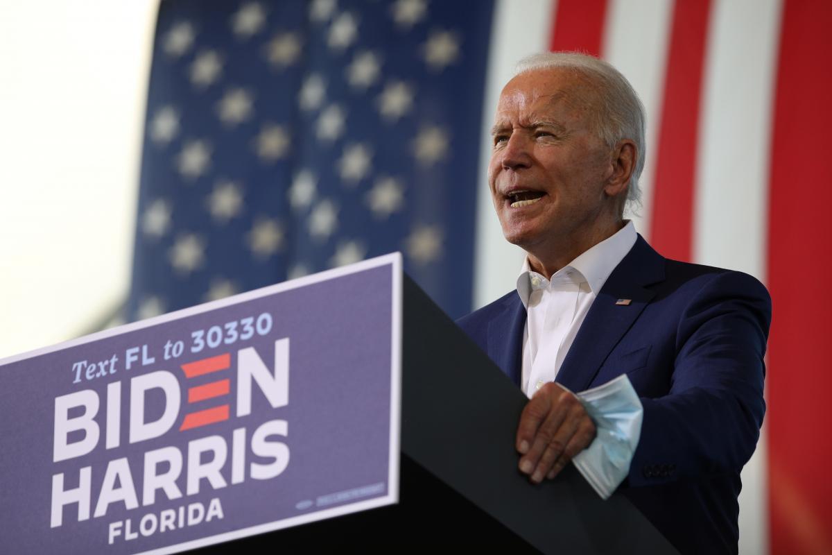 Выборы в США - Байден назвал Россию главным врагом США / фото REUTERS
