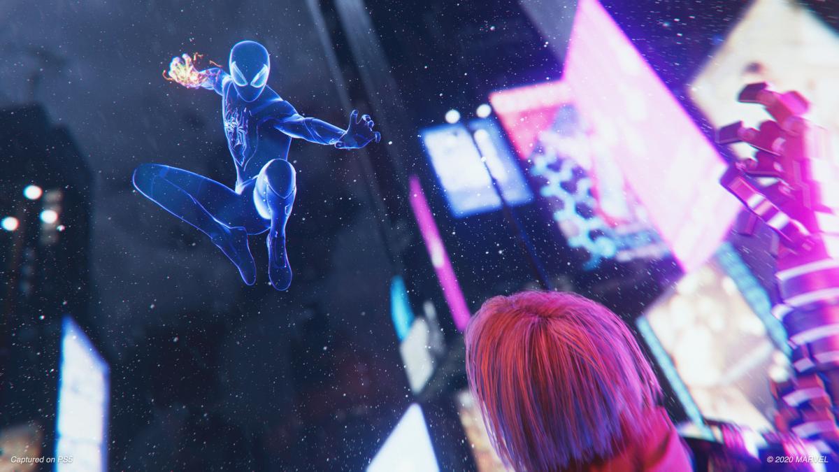 Spider-Man: Miles Morales вийде 12 листопада на PS4 і PS5 / фото store.playstation.com