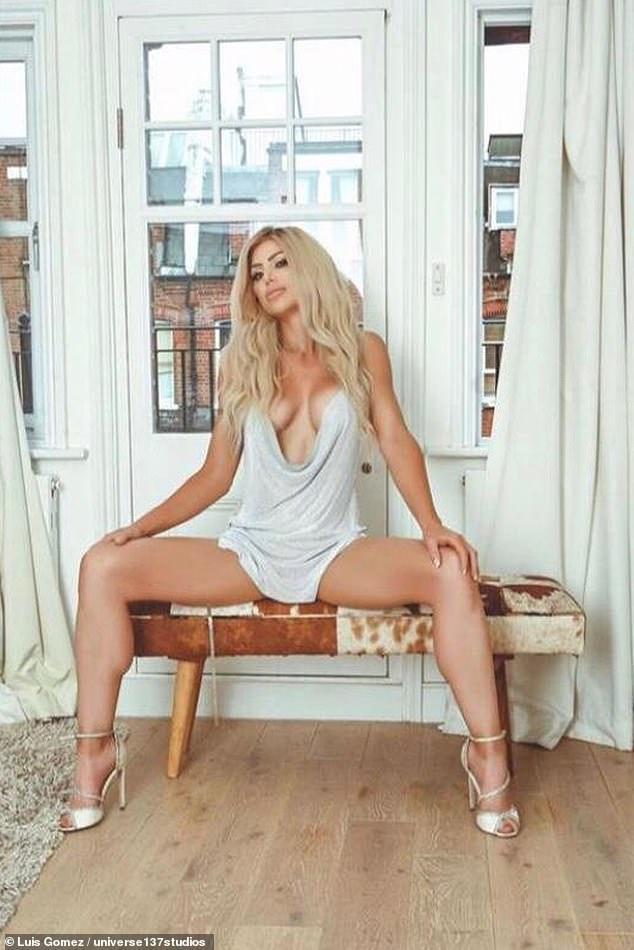 Фиона Холлингсворт решила воплотить мечту юности и стать моделью Playboy / Фото Luis Gomez
