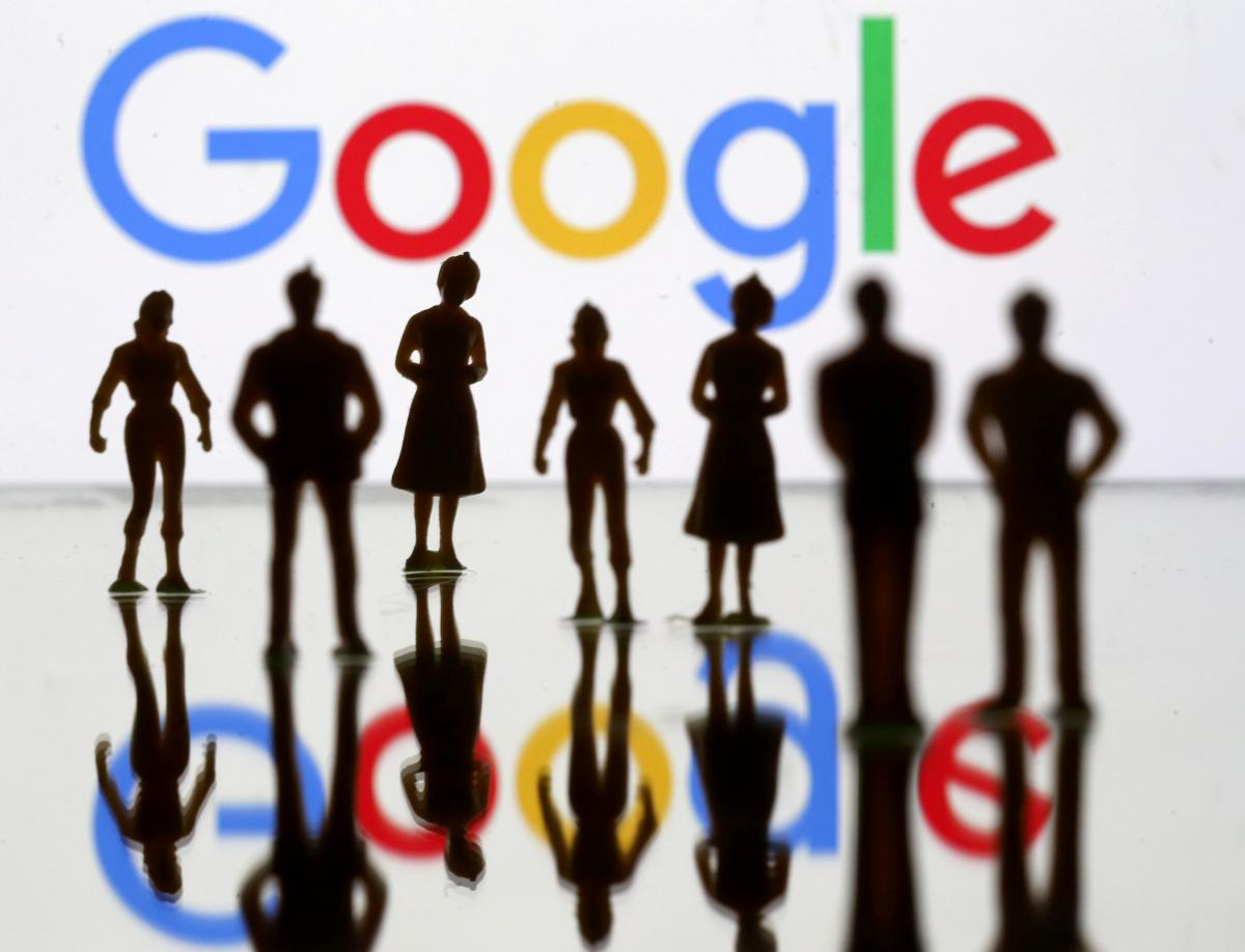 Google поможет украинцам с саморазвитием / фото REUTERS