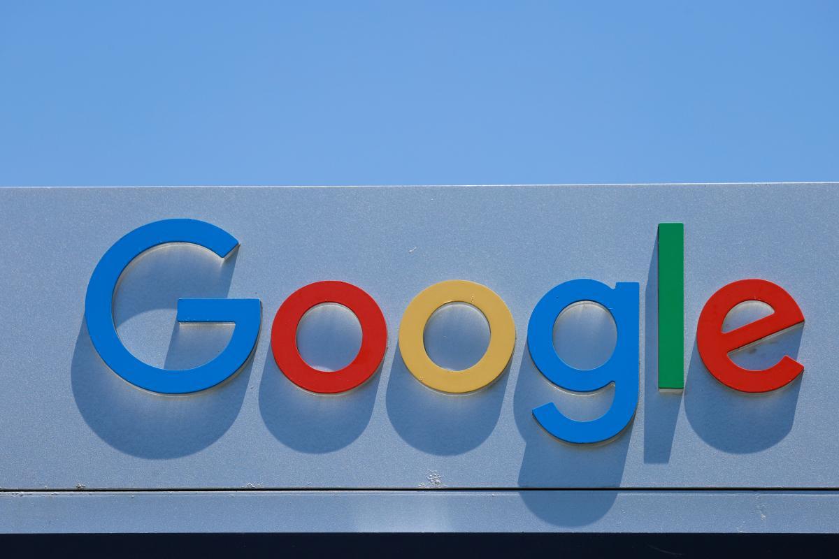 НаGoogle иFacebook в2019 году пришлось около 80% средств, потраченных нацифровую рекламу / Иллюстрация REUTERS