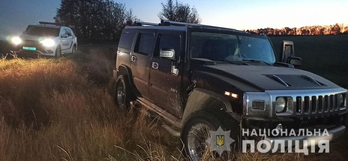 Водитель не пострадал / фото ГУ НП Черниговской области