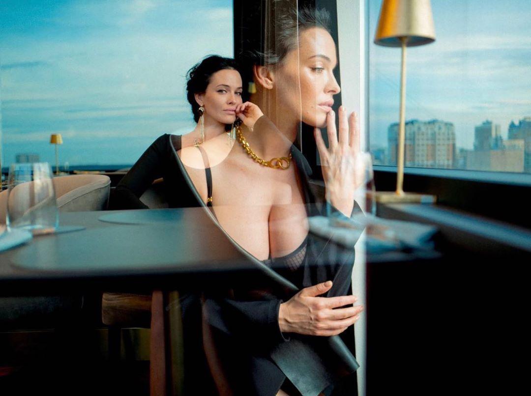 Даша Астаф'єва захопила новим образом / фото instagram.com/da_astafieva