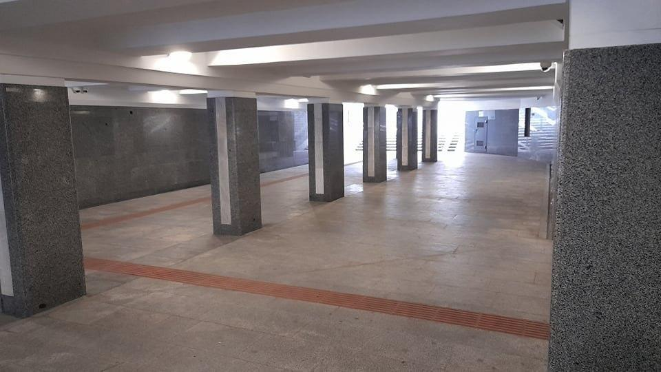 У Києві відкрили підземний перехід біля Центрального універмагу / фото УНІАН, Дмитро Хилюк