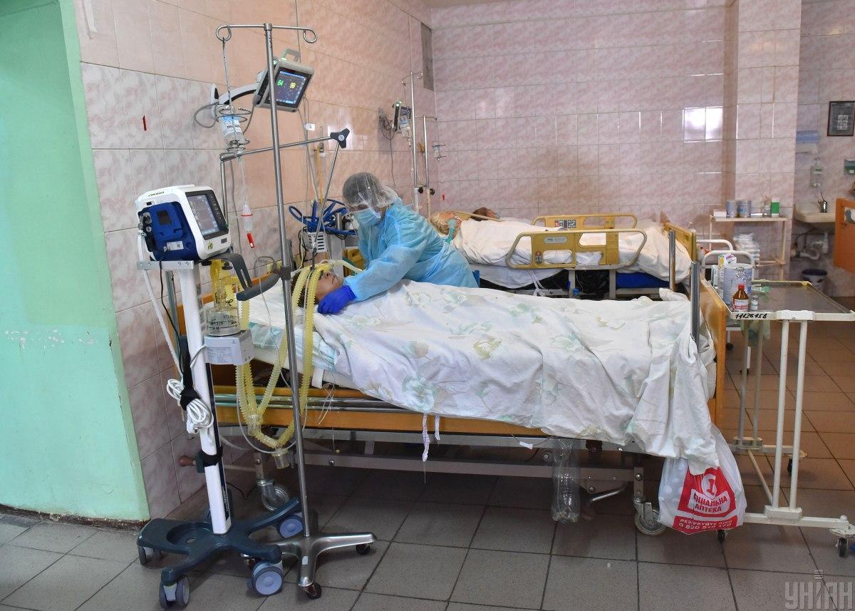 Лечение больногокоронавирусом стоит 38 тысяч гривень / фото УНИАН, Александр Прилепа