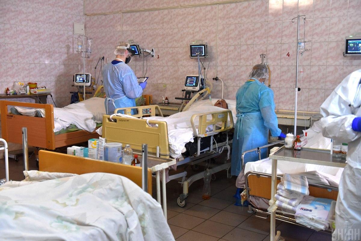 За сутки более 640 человек госпитализировали с коронавирусом / фото УНИАН, Александр Прилепа