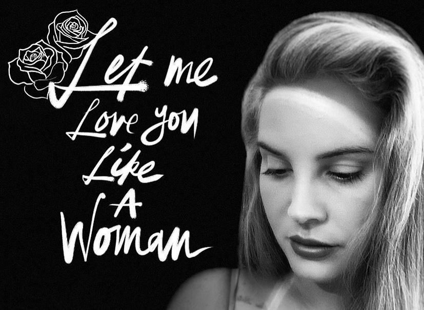 Лана Дель Рей выпустила новую песню / фото instagram.com/lanadelrey