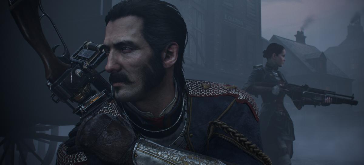 The Order 1886 вышел в 2015 году эксклюзивно на PS4 /скриншот