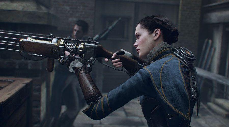 Любопытное оружие, но далеко не самое крутое, что есть в игре /скриншот