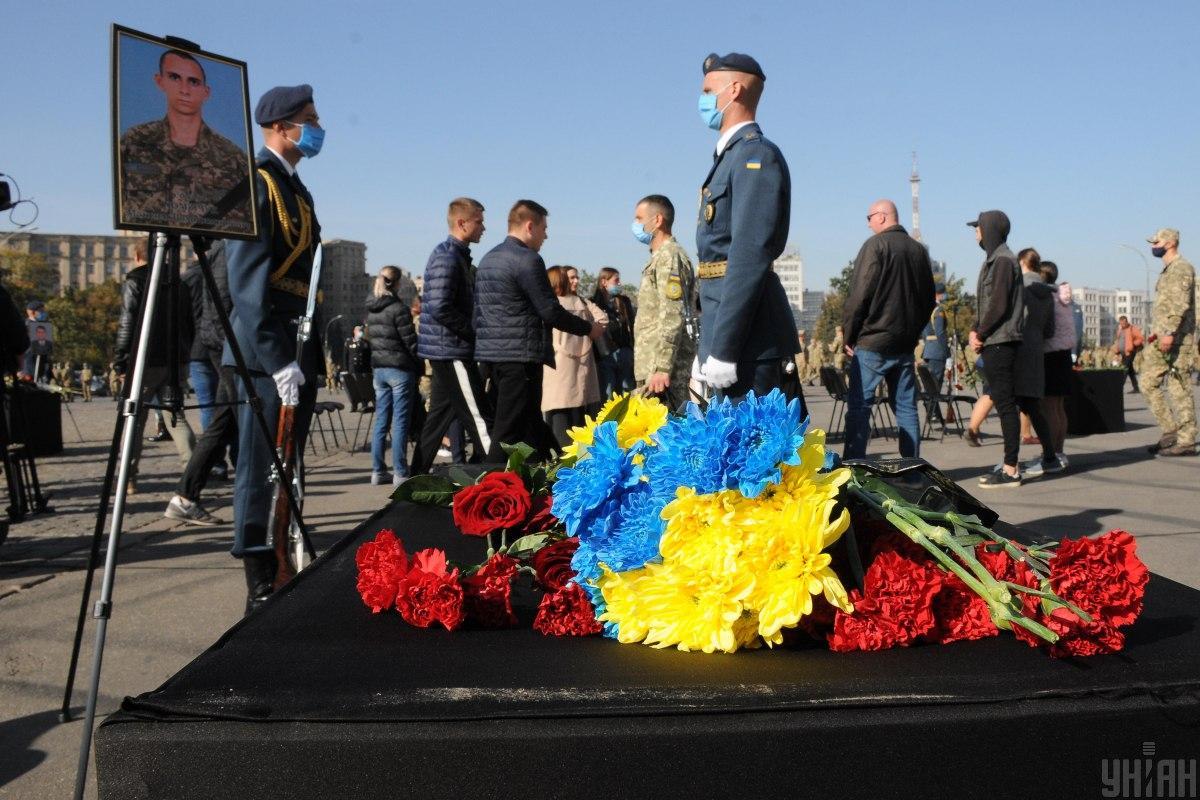 Ан-26-семья погибших начали перечислять средства одноразовой помощи / Фото УНИАН, Андрей Мариенко