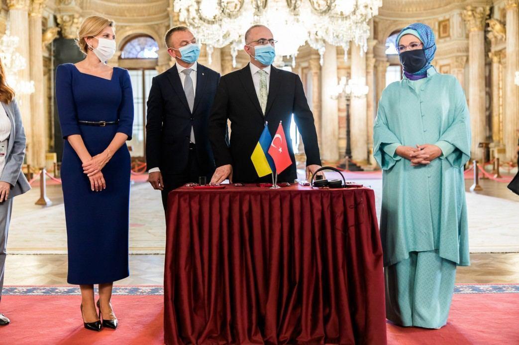 Україномовні аудіогіди впроваджено ще у трьох музеях Туреччини / фото president.gov.ua