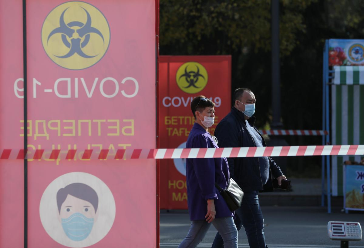 Ситуация с коронавирусом в мире / REUTERS