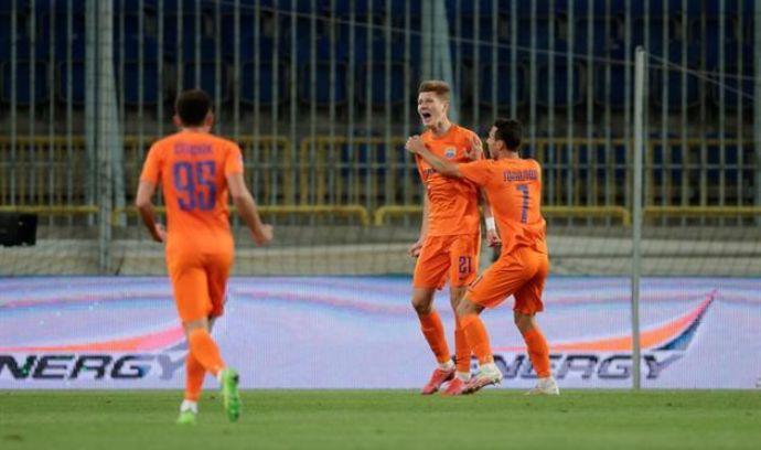 Мариуполь поднялся на четвертое место в УПЛ / фото football.ua