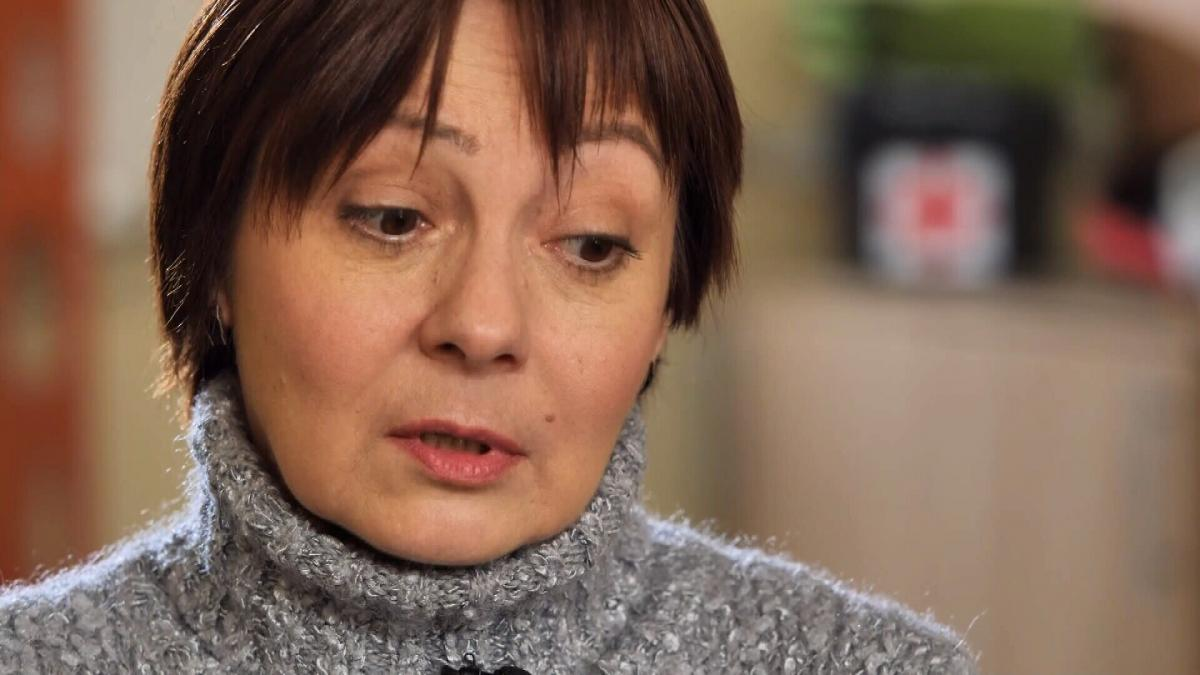Лікарка і колишня полонена Ізоляції Олена Лазарева розповідає, що найстрашніше було у тюрмі