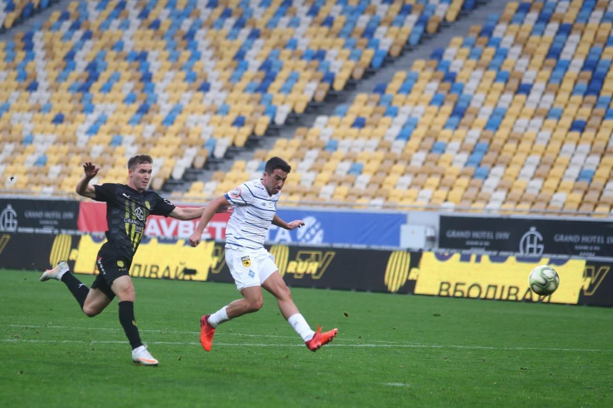 Динамо залишається лідером УПЛ / фото facebook.com/fcdynamoua
