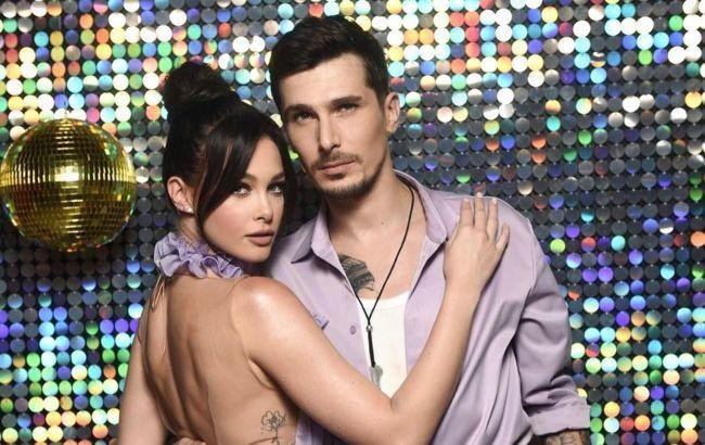 """В следующий эфир """"Танцев со звездами"""" не прошли Позитив и Юлия Сахневич / фото instagram.com/positiff"""