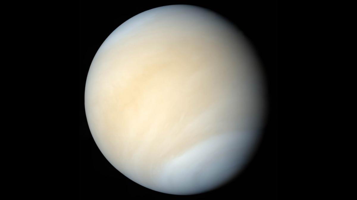 На Венере нашли глицин / фото universetoday